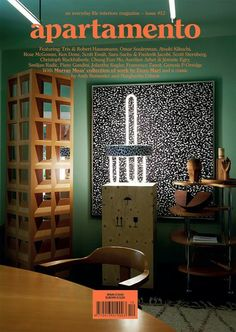 Apartamento magazine on Magpile