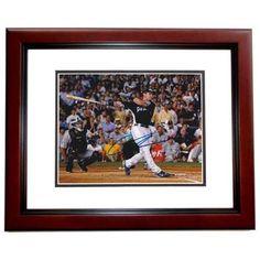 Real Deal Memorabilia JoshHamilton8x10MF Josh Hamilton Autographed Texas Rangers 8x10 Home Run Der, As Shown