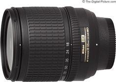 Nikon 18-135mm f/3.5-5.6G IF-ED AF-S DX Nikkor Lens.  For more images and information on camera gear please visit us at www.The-Digital-Picture.com