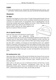 Rechtschreibung und Verben nach dem Wortstamm üben ...