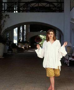 Helena Bonham Carter! love this!!!! <3 she's so ahmazing :)