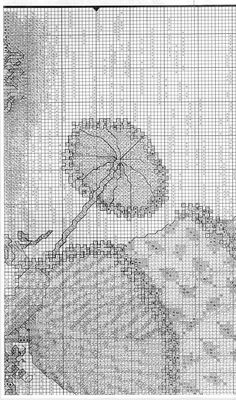 Spring Maiden - 2/11 Solo Patrones Punto Cruz | Aprender manualidades es facilisimo.com