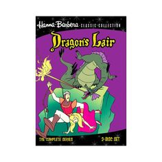 Dragon's Lair: The Complete Series (2 Discs) (dvd_video)