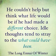 When you wonder about what could have been if you were with another man.   Book 2: The Long Ennui of Winter available on #amazon: http://www.amazon.com/dp/B00KM2ANCQ  #quote #lovequotes #quotesaboutlove #datingquotes #lgbt #gay #gaylife #gaylove #gayromance #gayworld #gayrelationships #kindleph #kindleebooks #kindlebooks #gayebooks #gaybooks #amazonkindle #kindle #ebooks #life #lifequotes #quotesaboutlife #love