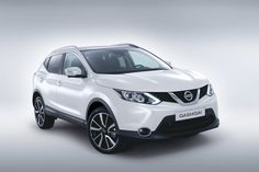 New Nissan Qashqai arriving in February 2014