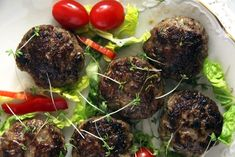 Juicy, tender and delicious beef meatballs with zucchini and Parmesan, this is one of our favorite meatball recipes. Easy Meatloaf, Meatloaf Recipes, Meatball Recipes, Work Meals, Kids Meals, Parmesan Mashed Potatoes, Cooking Hard Boiled Eggs, Pork Dishes, Greek Recipes
