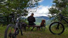 Mountainbiketour Panoramaweg mit Blick auf Waidring Bicycle, Bicycle Kick, Trial Bike, Bike, Bicycles