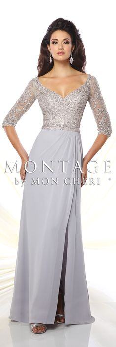 Montage by Mon Cheri Spring 2016 - Style No. 116942 #eveninggowns
