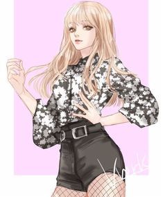 Hunted Chapter 11 Disguise is part of Portrait drawings Illustration Negative Space - Read Chapter 11 Disguise from the story Hunted by EverWondering (EverWonder) with 61 reads goldeyes, romance, pureblo Cool Anime Girl, Pretty Anime Girl, Beautiful Anime Girl, Anime Art Girl, Cool Girl, Manga Girl, Chica Anime Manga, Fashion Design Drawings, Fashion Sketches