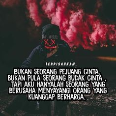 Indonesian Language, Quotes Indonesia, Poker Online, Alhamdulillah, Mood Quotes, Motivational Quotes, Joker, Relationship, Minion