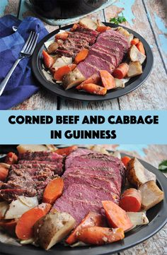 Perfect Herb corned beef and cabbage at cracker barrel from the food and nutrition experts Dutch Oven Corned Beef, Baked Corned Beef, Crock Pot Corned Beef, Corned Beef Recipes, Slow Cooker Recipes, Crockpot Recipes, Cooking Recipes, Entree Recipes, Meat Recipes
