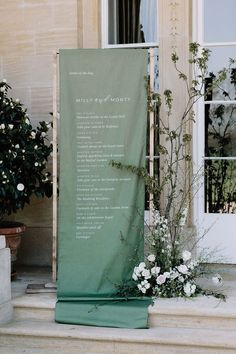 Being Totally Inspired By Your Venue modern hanging fabric wedding day timeline order of the day Wedding Day Timeline, Wedding Tips, Wedding Details, Wedding Beauty, Budget Wedding, Wedding Card, Wedding Signage, Wedding Reception, Wedding Venues