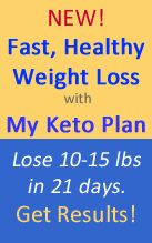 A ketogenic, low carb diet is the best weight loss program because it addresses and fixes the hormonal imbalance that results in extra stored fat.  Here's how it works.