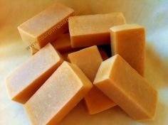 Molasses Spice Cold Process Soap Recipe | Four On Madison