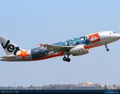 A320 JetStar Jetstar Airways, Australian Airlines, Air New Zealand, Aviation, Aircraft
