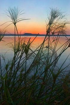 Lago Ypacarai.  San Bernardino - Py