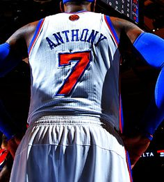 Carmelo Anthony #basket