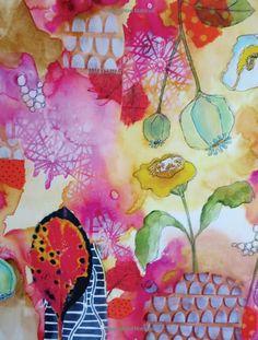 Acrylic Color Explorations: Painting Techniques for Expressing Your Artistic Voice: Chris Cozen: 0035313662966: Amazon.com: Books