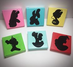 Your place to buy and sell all things handmade Excited to share this item from my shop: Disney Princess Painted Canvas/Disney Bedroom Decor/Disney Wall Art/Disney Pictures/Disney Room/ Disney Princesses Disney Princess Paintings, Disney Paintings, Disney Canvas Art, Disney Wall Art, Disney Playroom, Disney Minimalista, Toile Disney, Princess Canvas, Princess Wall Art