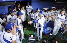 【画像】可愛いプロ野球選手の画像が集まるスレ : なんJ野球速報