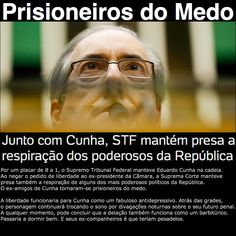 Prisioneiros do Medo [Blog do Josias] http://josiasdesouza.blogosfera.uol.com.br/2017/02/15/junto-com-cunha-stf-mantem-presa-a-respiracao-dos-poderosos-da-republica ②⓪①⑦ ⓪② ①⑥