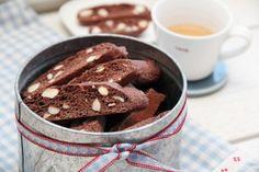 Sjokoladebiscotti