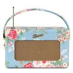 Revival R250 CK Radio Flowers