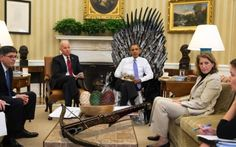 » White House Releases Image Depicting Obama as 'Game of Thrones' King Alex Jones' Infowars: There's a war on for your mind!