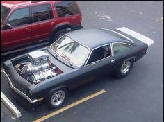 A Blown Chevy Vega