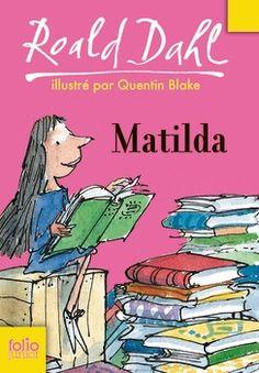Matilda - Folio Junior - Livres pour enfants - Gallimard Jeunesse