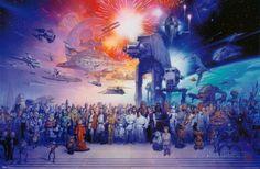 Star Wars Poster at AllPosters.com