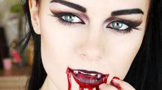 maquillage vampire fille - guide pratique