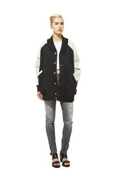 MINA College Jacket