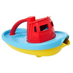 Best Beach and Sand Toys for Kids This Summer: Tugboat (via Parents.com)