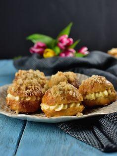Pražský koláč 2, Foto: All Sweet Treats, Muffin, Breakfast, Recipes, Food, Morning Coffee, Sweets, Muffins, Eten