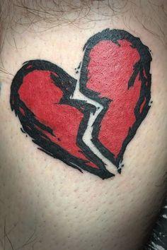 Tattoo Broken Heart, Open Heart Tattoo, White Heart Tattoos, Hand Heart Tattoo, Heart Flower Tattoo, Heart Tattoo Images, Heart Tattoos With Names, Heart Tattoos Meaning, Tribal Heart Tattoos
