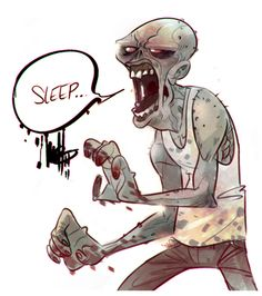 ☆ Artist Mel Milton :¦: This is how I almost feel when my Insomnia Kicks-iN!!! ~Kay ☆