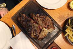Porterhouse Steak, Tramshed, London