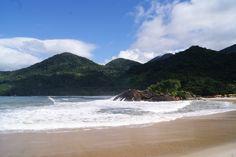 Trindade Beach, Paraty, Brazil