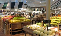 The Fresh Market store design - api(+) http://www.apiplus.com