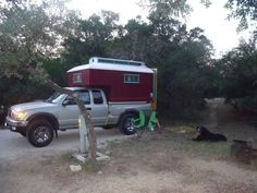 This is my homemade camper, the NapCamper, that I traveled in last summer. Fits a small truck...now for sale.