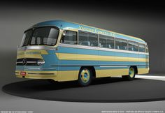 this had to make the board and is another non-car but so cool! A Mercedes-Benz O-321H