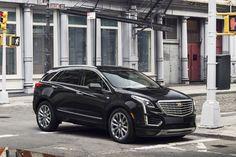 Автофория: 2017 Cadillac XT5 подробные детали