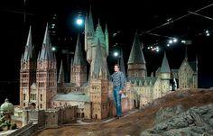 Harry Potter's Hogwarts Castle