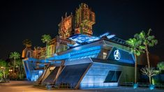 Avengers Campus will open on June 4, 2021 at Disney California Adventure! Details here: