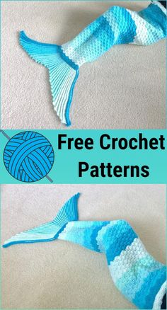Crochet Mermaid Tail Blanket Patterns,Sophie Mermaid Tail Blanket Pattern-There are many reasons for crochet mermaid tail blanket patterns. They not only keep you warm but also, they give a chance to snuggle up in acozy blanket. Crochet Mermaid Tail Pattern, Mermaid Tail Blanket Pattern, Crochet Mermaid Blanket, Crochet Blanket Patterns, Crochet Blankets, Mermaid Blankets, Knitting Patterns, Crochet Hats, Free Mermaid Tails