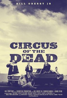 Circus of the Dead Movie Poster