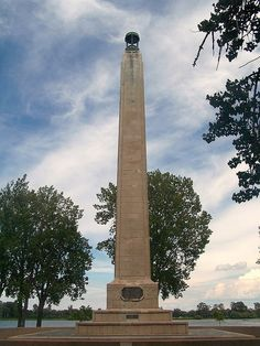 The Perry Monument in Erie, PA