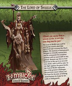 ANN Heroquest Zombicide Black Plague D/&D Zombicide Green Horde english