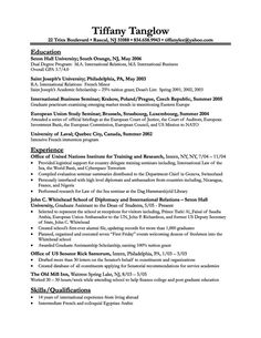 Buffet Attendant Sample Resume Captivating 49 Best Best Cv Ever Images On Pinterest  Productivity Resume .